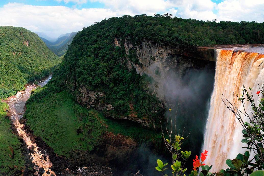Гайана отдых в Гайане
