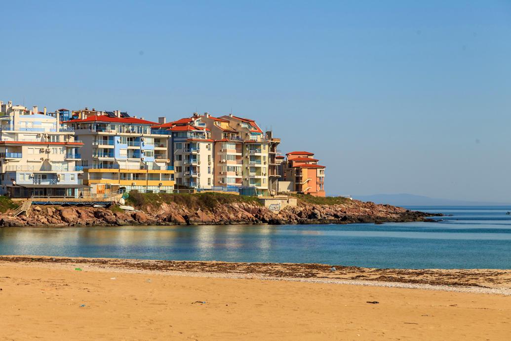 вот созополь фото пляжей никаких признаков нет