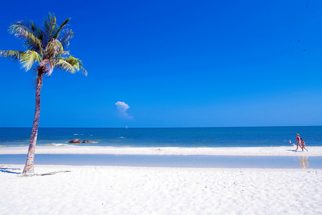 about beach in hindi