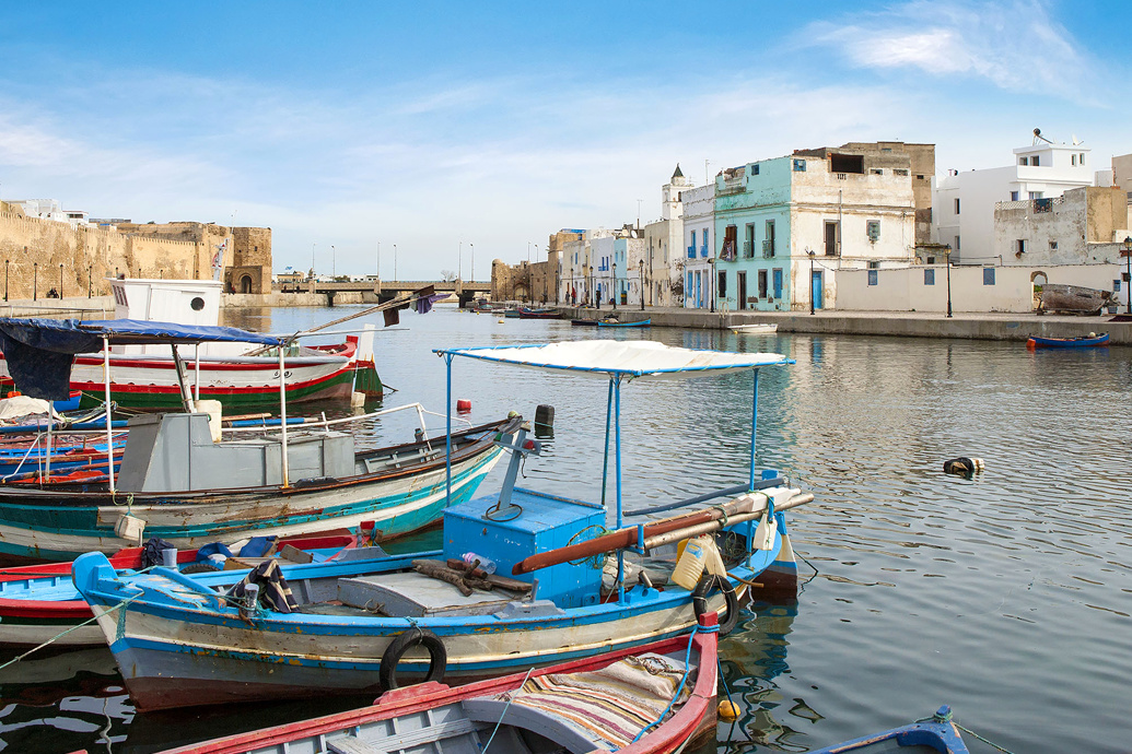 картинка фотография курорта Бизерта в Тунисе