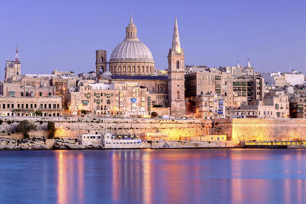 Куда поехать летом 2020: Валетта, Мальта