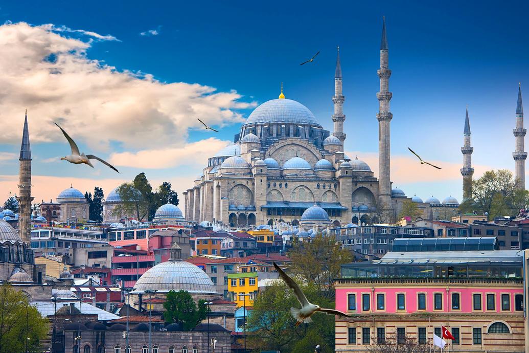 Стамбул - Лучшие курорты - Турция - Поиск попутчиков с Triplook