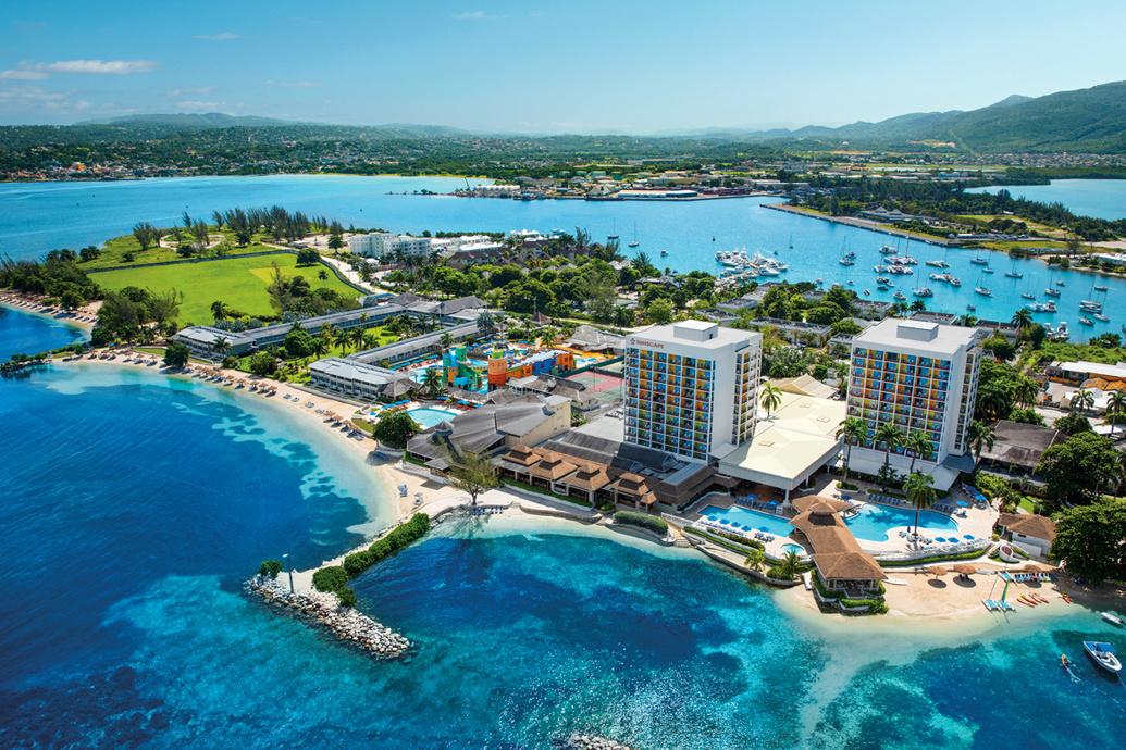 картинка фотография курорта Монтего-Бей на Ямайке