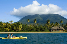 Saint Kitts Island
